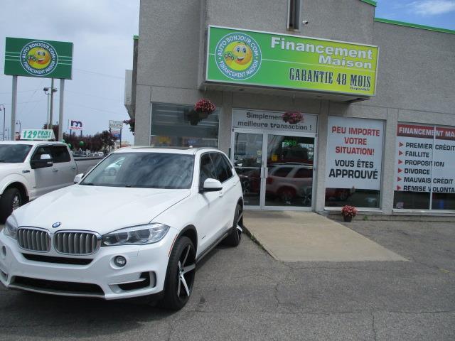 BMW X5 2014 AWD 4dr xDrive35i