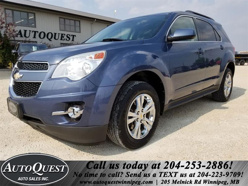 2012 Chevrolet Equinox LT #01819