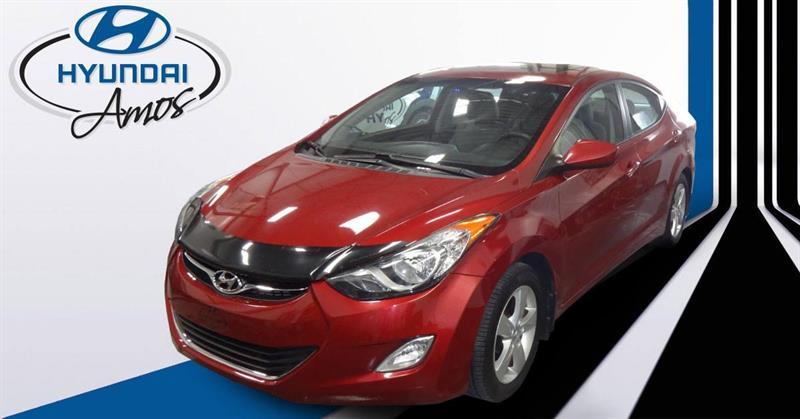 Hyundai Elantra 2012 GLS #18145A