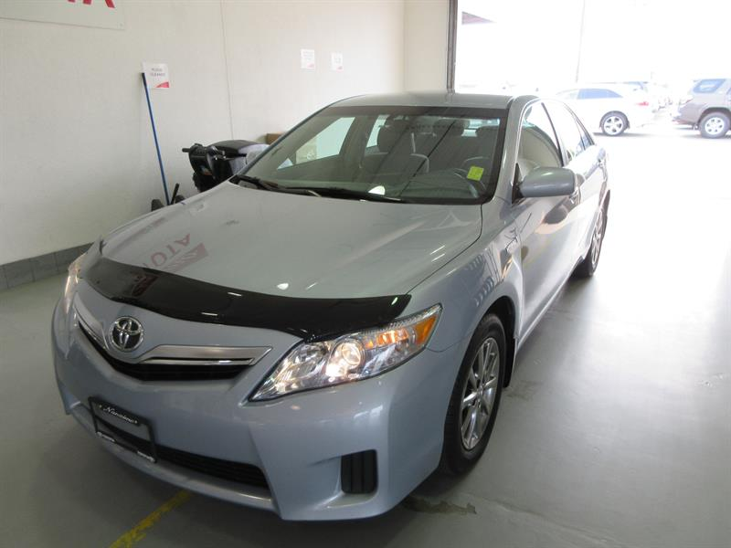 2011 Toyota Camry Hybrid 4dr Sdn #20145A