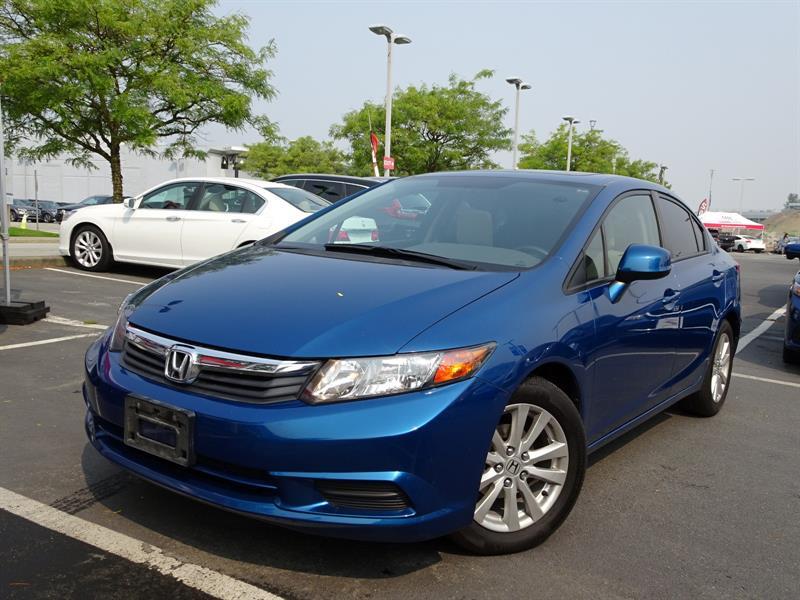 2012 Honda Civic Sedan EX at #LH8217A
