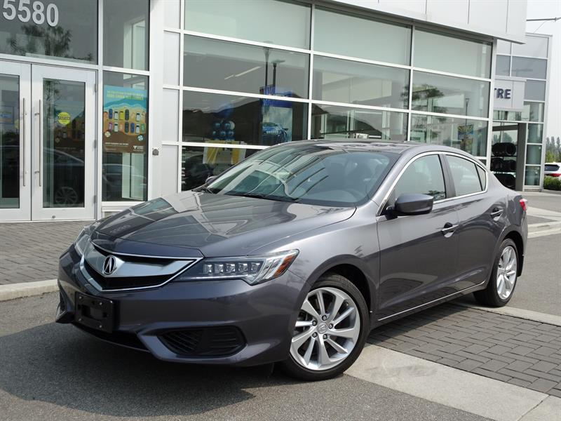 2017 Acura ILX Technology Pkg #755618A