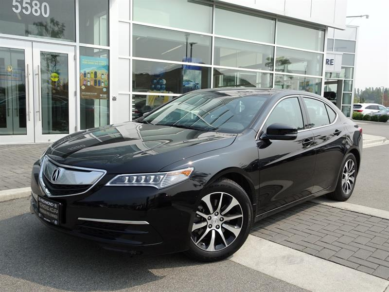 2015 Acura TLX 8-Spd DCT w/Technology Package #P5967