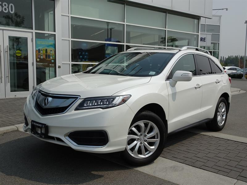 2016 Acura RDX 6-Spd AT AWD w/ Technology Package #937071A