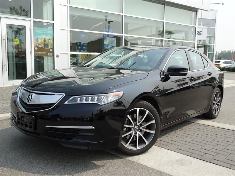 2015 Acura TLX 9-Spd AT w/Technology Package #957001A