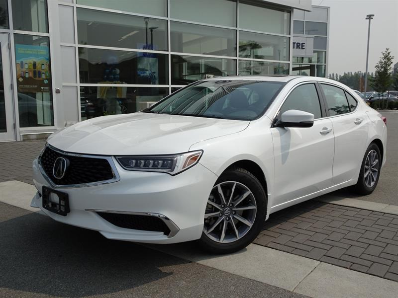 2018 Acura TLX Tech|EX-Courtesy Car|Excellent Condition|Local Car #856206