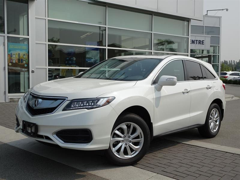 2018 Acura RDX 6-Spd AT AWD w/ Technology Package #836298