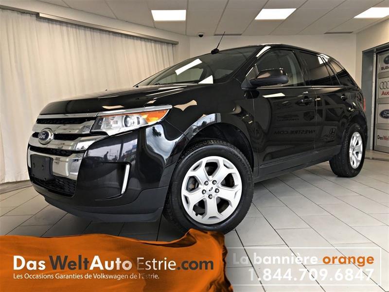 Ford EDGE 2014 SEL, AWD, Gr. Électrique, A/C, Automatique #11---7502