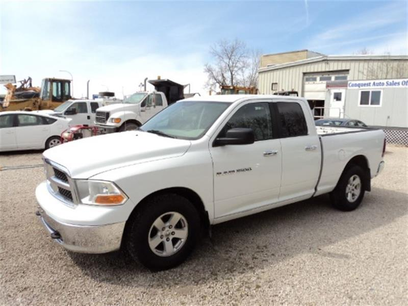 2011 Ram 1500 2 wheel drive 4.7 L very good shape