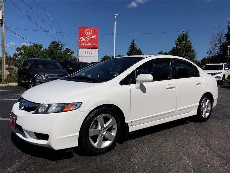 2011 Honda Civic SE #22703A