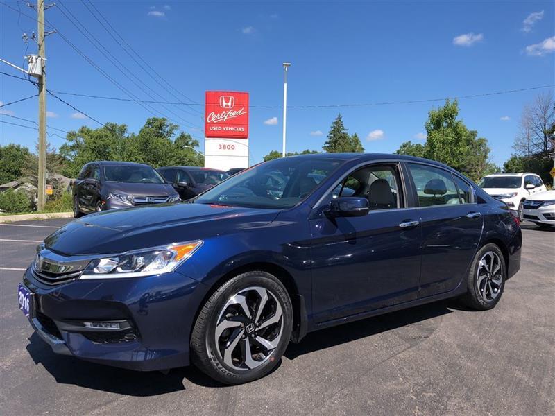 2016 Honda Accord Sedan EX-L #22583A