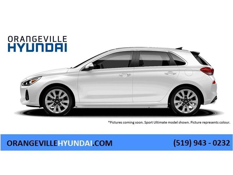 2018 Hyundai Elantra Gt GLS Auto - DEMO! #82009