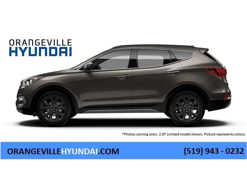 2018 Hyundai SANTA FE SPORT 2.4L Luxury - DEMO! #85022