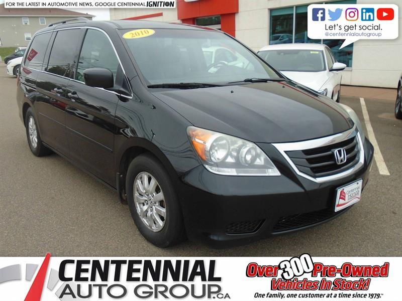 2010 Honda Odyssey EX-L | Bluetooth |  #9365A