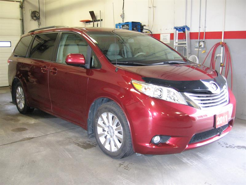 2011 Toyota Sienna 5dr V6 XLE 7-Pass FWD #B5508A