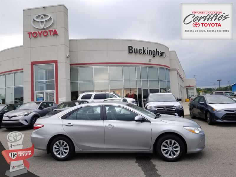 2015 Toyota Camry LE #P-105-18