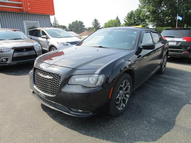 Chrysler 300 2016 4dr Sdn 300S AWD #2367A