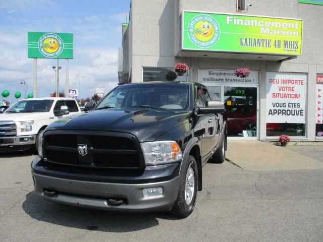 Ram 1500 2011 4WD Quad Cab 140.5 #18-038