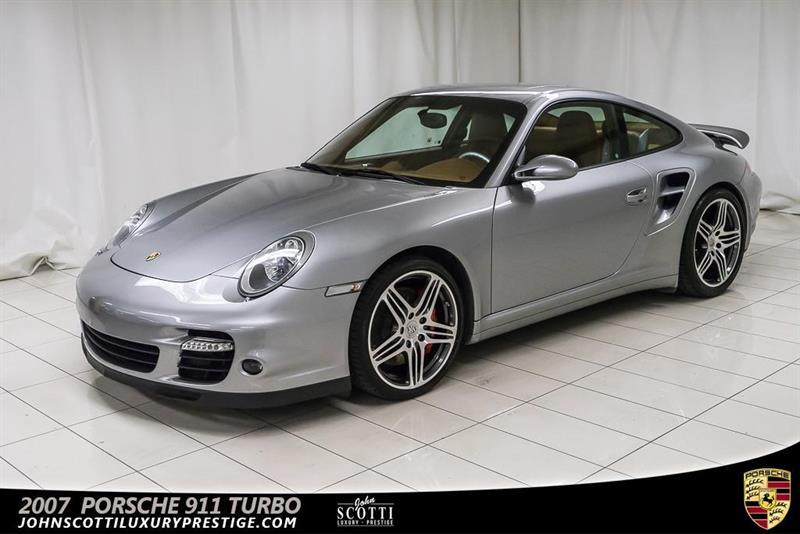 Porsche 911 2007 Turbo #P16050