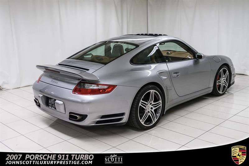 2007 Porsche 911 Turbo Used For Sale In Kirkland At John Scotti
