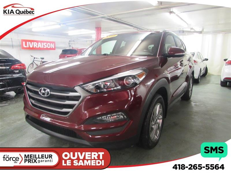 Hyundai Tucson 2016 Premium * AWD* CAMÉRA* SIÈGES CHAUFFANTS* #QU10265