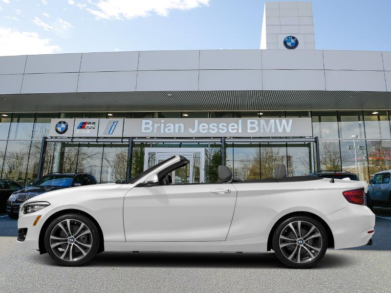 2018 BMW 2 Series 230i xDrive Convertible #J2501