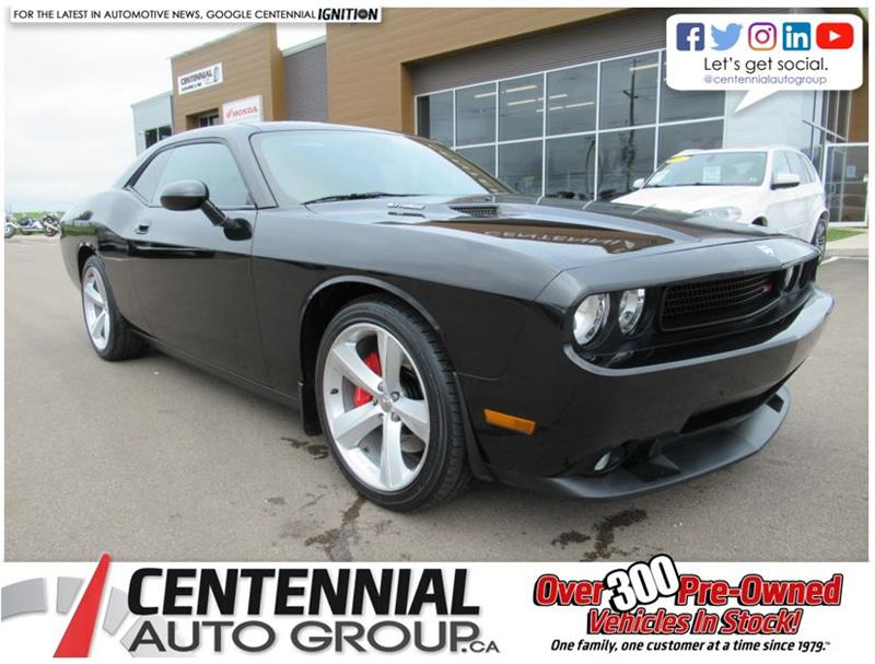 2009 Dodge Challenger SRT 8 Coupe 6.1L V8 RWD | Leather | Navigation #U556