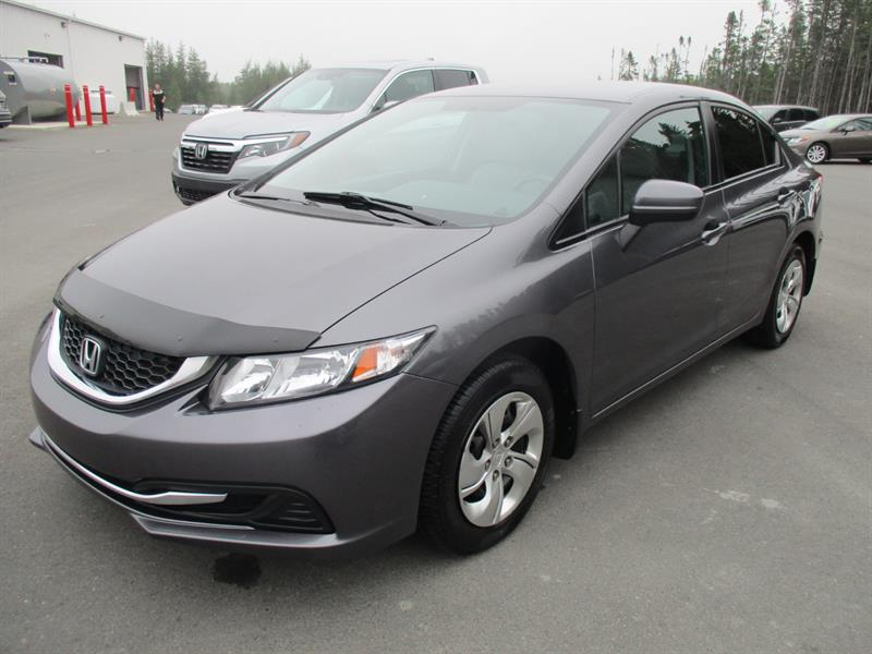 2014 Honda Civic Sedan 4dr CVT LX #H18300A