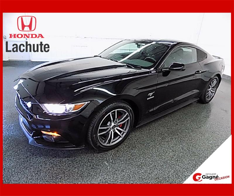 Ford Mustang 2015 FASTBACK  GPS / AUTOMATIQUE !!! #HU-2534
