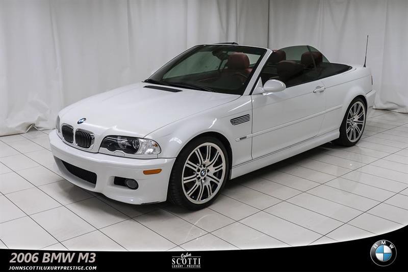 2006 BMW M3 CABRIOLET #P15648A