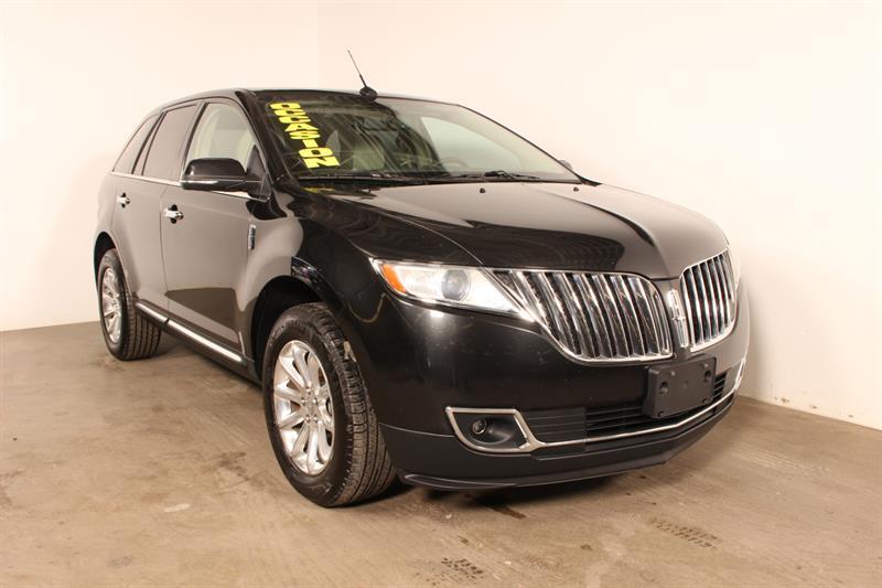 Lincoln MKX 2014 AWD ** CUIR + TOIT + GPS **   #81496A