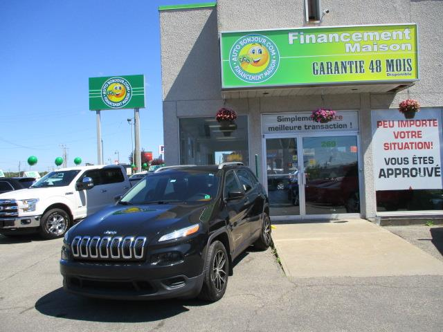 Jeep Cherokee 2014 FWD 4dr Sport #222