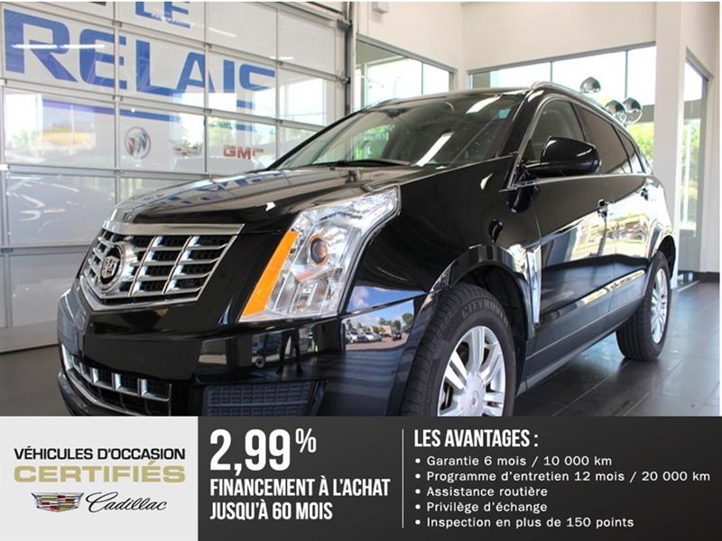 Cadillac SRX 2014 AWD - LUXURY - NAVIGATION #82128