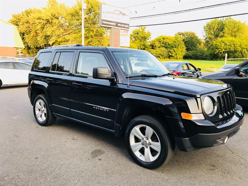 Jeep Patriot 2011 40$* Par Semaine/financement  #94831-2