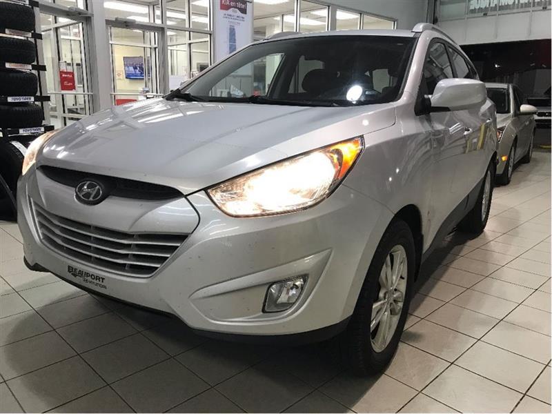 Hyundai Tucson 2012 **GLS** A/C * SIÈGES CHAUFFANT * CRUISE * MAGS * #181708A