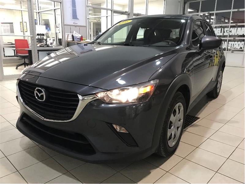 Mazda CX-3 2016 **GX** AWD * GPS * SIÈGES CHAUFFANT * CRUISE * #U1841A