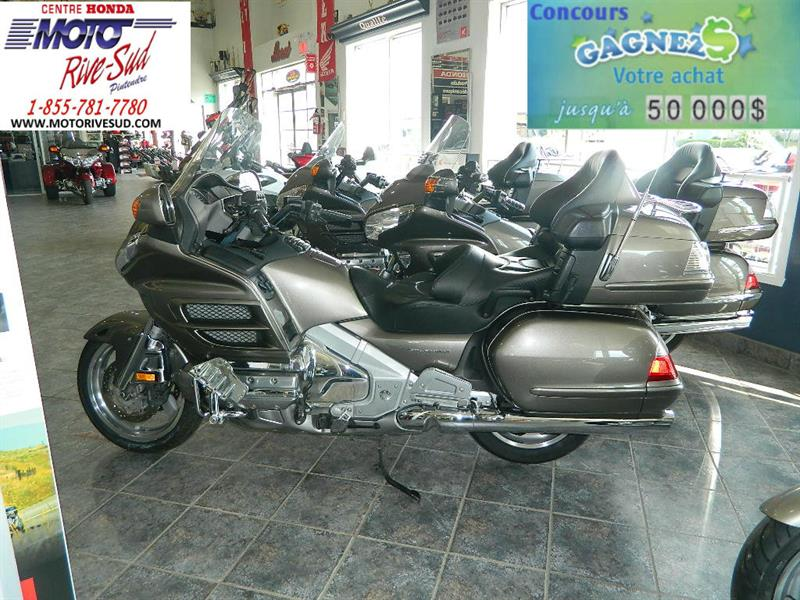 Honda GL 1800 GOLDWING AL 2006