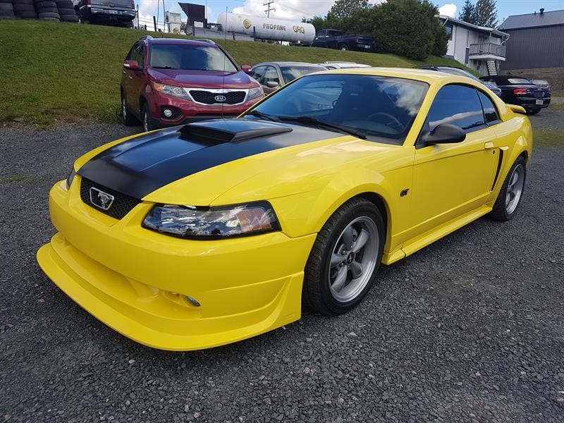 Ford Mustang 2001 2dr Cpe GT