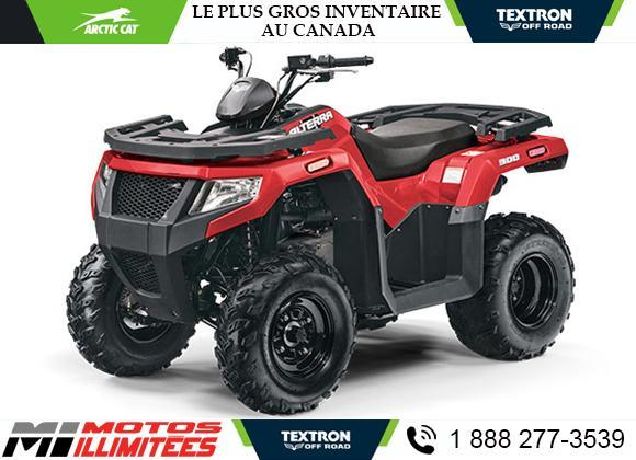 Arctic Cat Alterra 300 2018