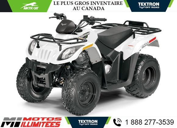 Arctic Cat Alterra 150 2018