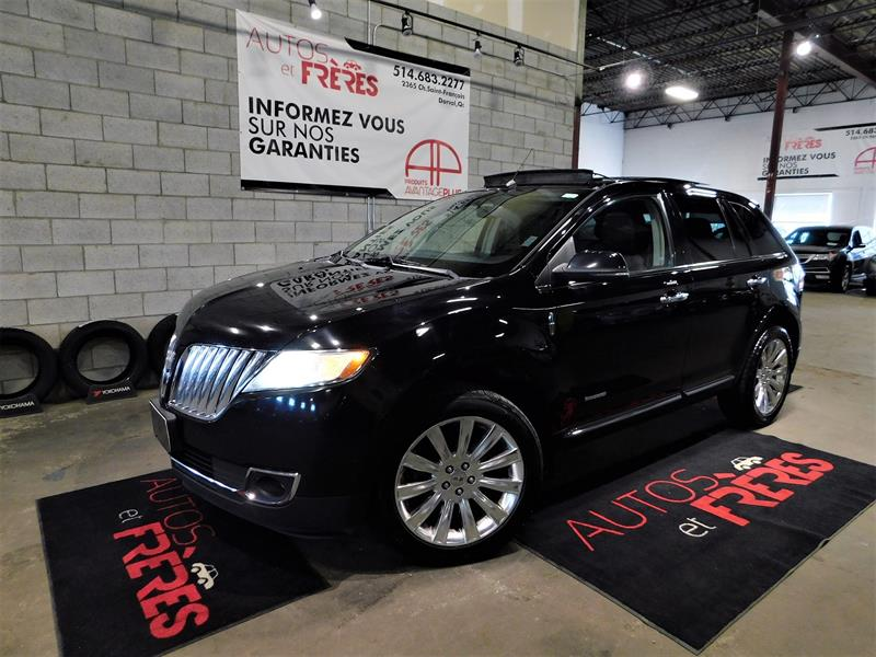 Lincoln MKX 2012 AWD 4dr #2415