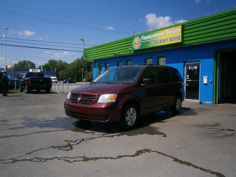 Dodge Grand Caravan 2009 4dr Wgn SE #18-078