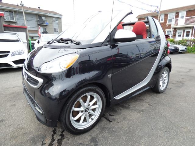 Smart fortwo electric drive 2014