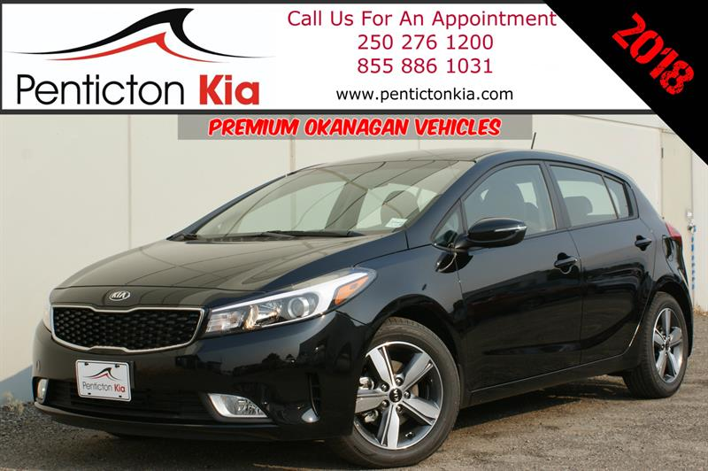2018 Kia Forte LX - Apple CarPlay, Heated Seats, Back Up Camera #18FT11