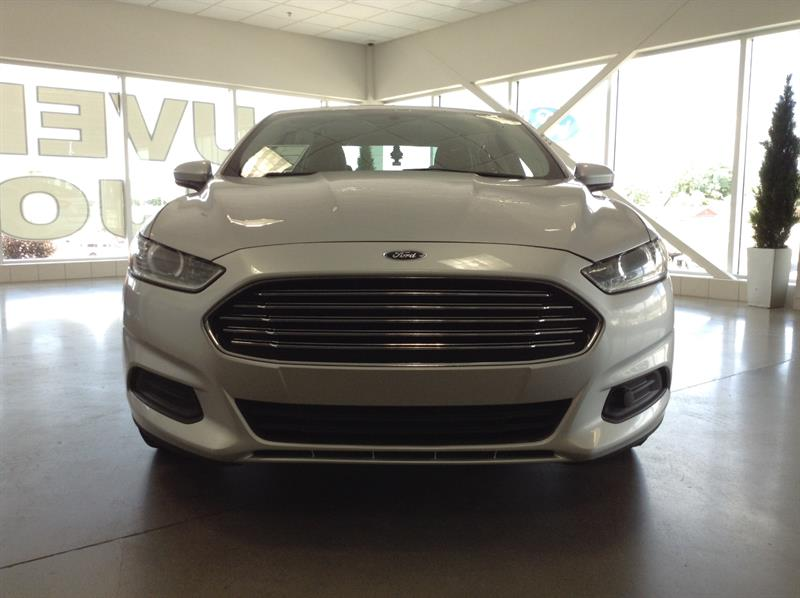 Ford Fusion S 2014 #A8044A