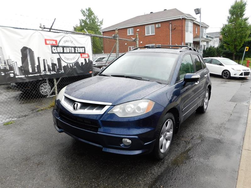 Acura RDX 2009 TURBO SH-AWD AUTOMATIQUE BLUETOOTH #9A802445