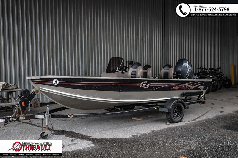 G3 Angler V 167 C 2006