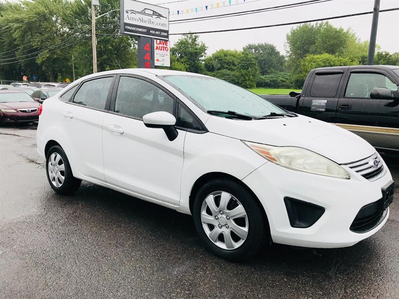 Ford Fiesta 2013 26$* Par Semaine/Financement #4840-2