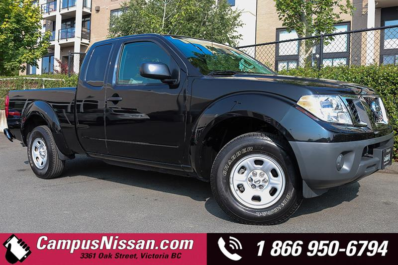 2017 Nissan Frontier S Pick-up #8-T130A