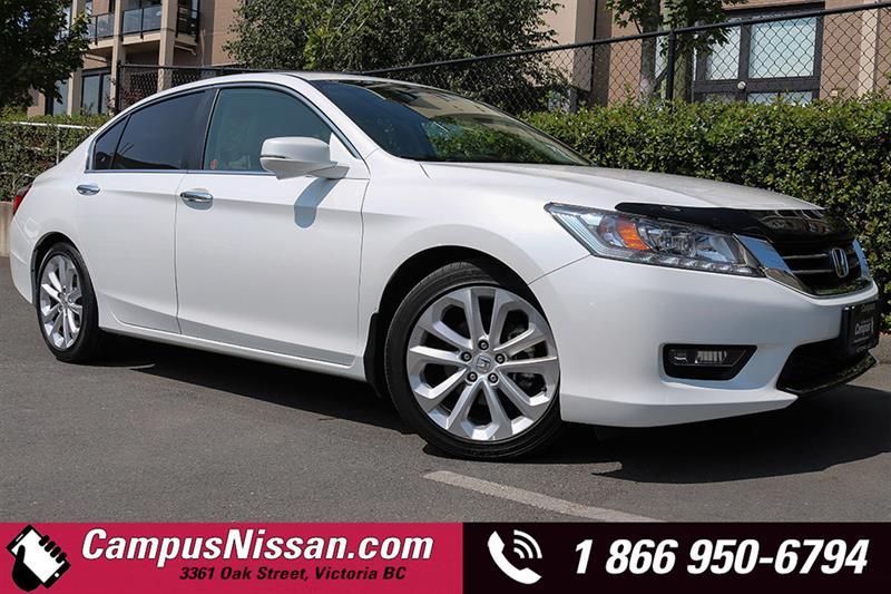 2014 Honda Accord Sedan Touring #8-X535A